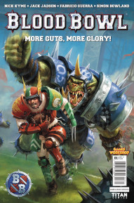 Blood Bowl: More Guts, More Glory! #1