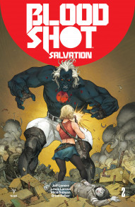 Bloodshot: Salvation #2