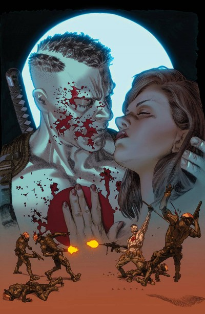Bloodshot: Salvation Comic Series Reviews at ...