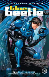 Blue Beetle Vol. 3: Road To Nowhere Rebirth