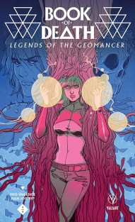 Book Of Death: Legends Of The Geomancer #1