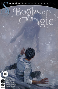 Books of Magic #18