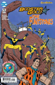 Booster Gold / The Flinstones Special #1