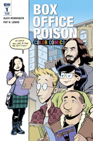 Box Office Poison Color Comics