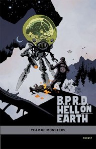 B.P.R.D.: Hell on Earth: The Return of the Master #1