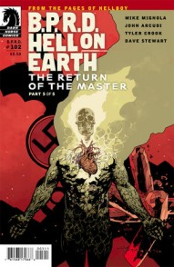 B.P.R.D.: Hell On Earth #102