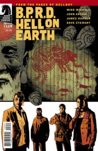 B.P.R.D.: Hell On Earth #129