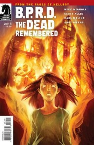 B.P.R.D.: The Dead Remembered #2
