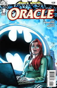 Bruce Wayne: The Road Home: Oracle #1