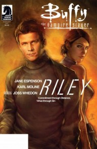 Buffy the Vampire Slayer: Riley #1