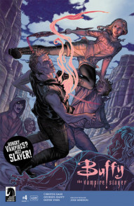 Buffy the Vampire Slayer Season 11 #4