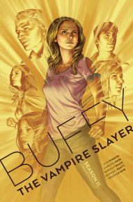 Buffy the Vampire Slayer Season 11 Vol. 1 Library Edition