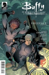 Buffy the Vampire Slayer Season 9 #4