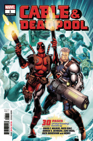 Cable/Deadpool Annual #1