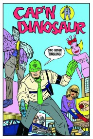 Cap'n Dinosaur One Shot #1