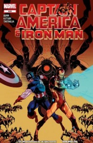 Captain America & Iron Man #635