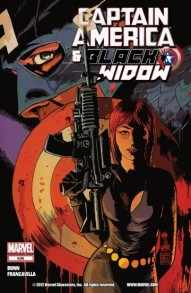 Captain America & Black Widow #636