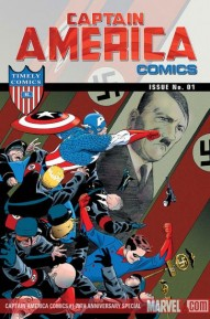 Captain America 70th Anniversary Special