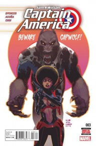 Captain America: Sam Wilson #3