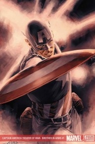 Captain America Theater of War: A Brother in Arms #1
