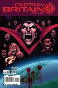 Captain Britain and MI:13 #12