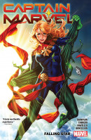 Captain Marvel (2019) Vol. 2: Falling Star TP Reviews