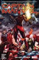 Captain Marvel (2019) Vol. 3: Last Avenger TP Reviews