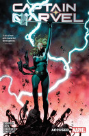 Captain Marvel (2019) Vol. 4: Accused TP Reviews