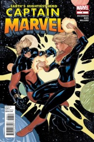 Captain Marvel #6