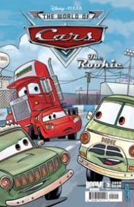 Cars: The Rookie #2