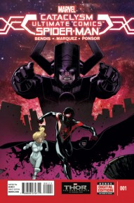 Cataclysm: Ultimate Spider-Man #1