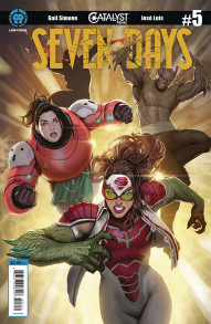Catalyst Prime: Seven Days #5