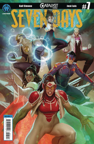 Catalyst Prime: Seven Days #7