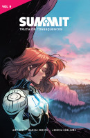 Catalyst Prime: Summit Vol. 3: Truth Consequences TP Reviews