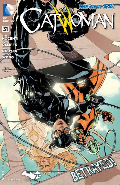 Catwoman  31 Reviews  2014  At Comicbookroundup Com