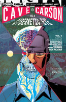 Cave Carson Has A Cybernetic Eye Vol. 1: Going Underground TP Reviews