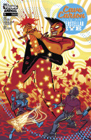 Cave Carson Has An Interstellar Eye #5
