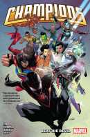 Champions (2019) Vol. 1: Beat The Devil TP Reviews