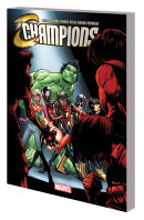 Champions Vol. 2: Freelancer Lifestyle TP Reviews