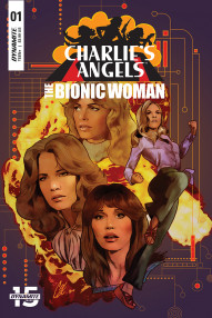 Charlie's Angels vs. The Bionic Woman