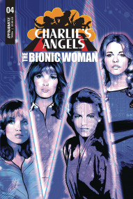 Charlie's Angels vs. The Bionic Woman #4