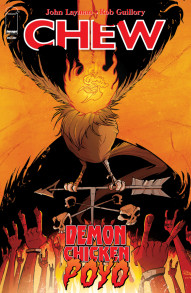 Chew: Demon Chicken Poyo