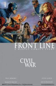 Civil War: Front Line