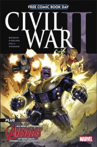 Civil War II (FCBD 2016)