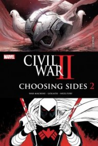 Civil War II: Choosing Sides #2