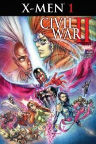 Civil War II: X-Men #1