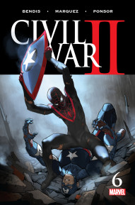Civil War II #6