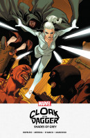 Cloak and Dagger (2018) Shades Of Grey TP Reviews
