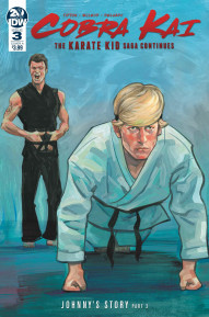 Cobra Kai: The Karate Kid Saga Continues #3