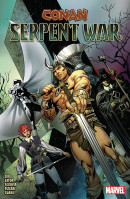 Conan: Serpent War  Collected TP Reviews